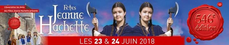 Fêtes Jeanne Hachette 2018